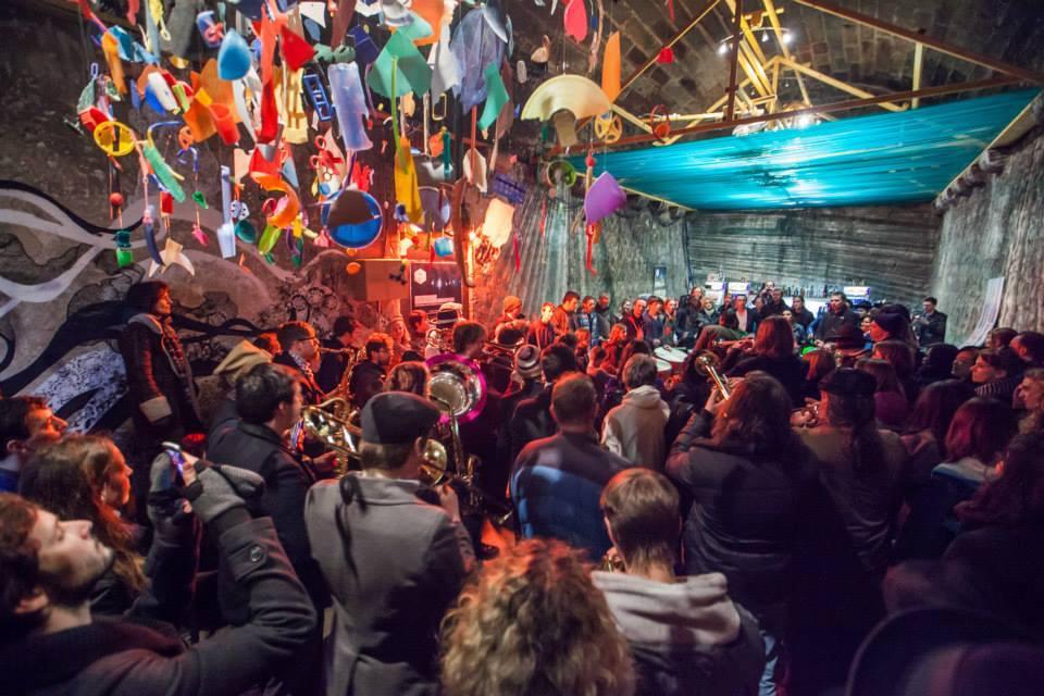 Massed Band photo