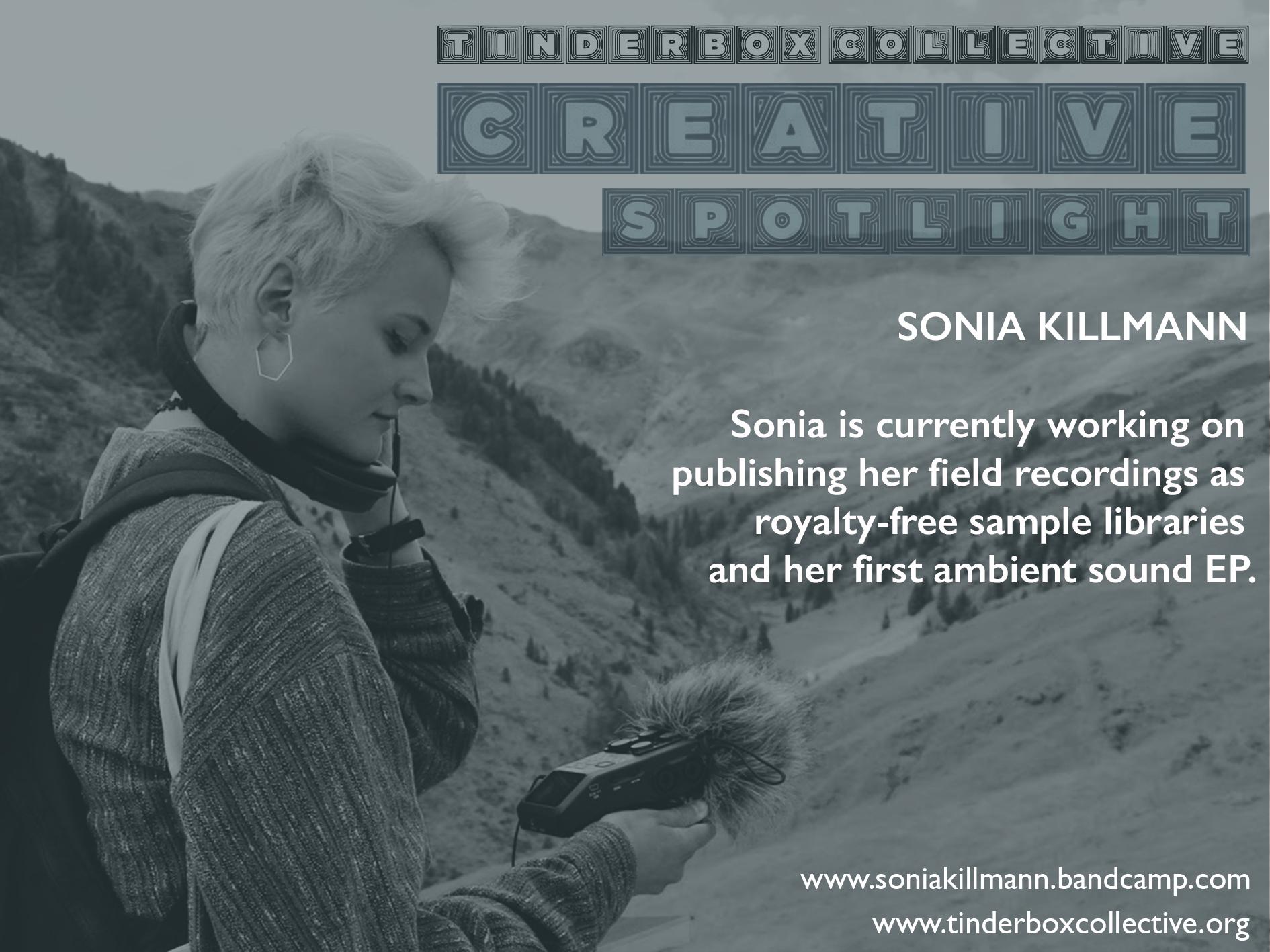 Sonia Creative Spotlight