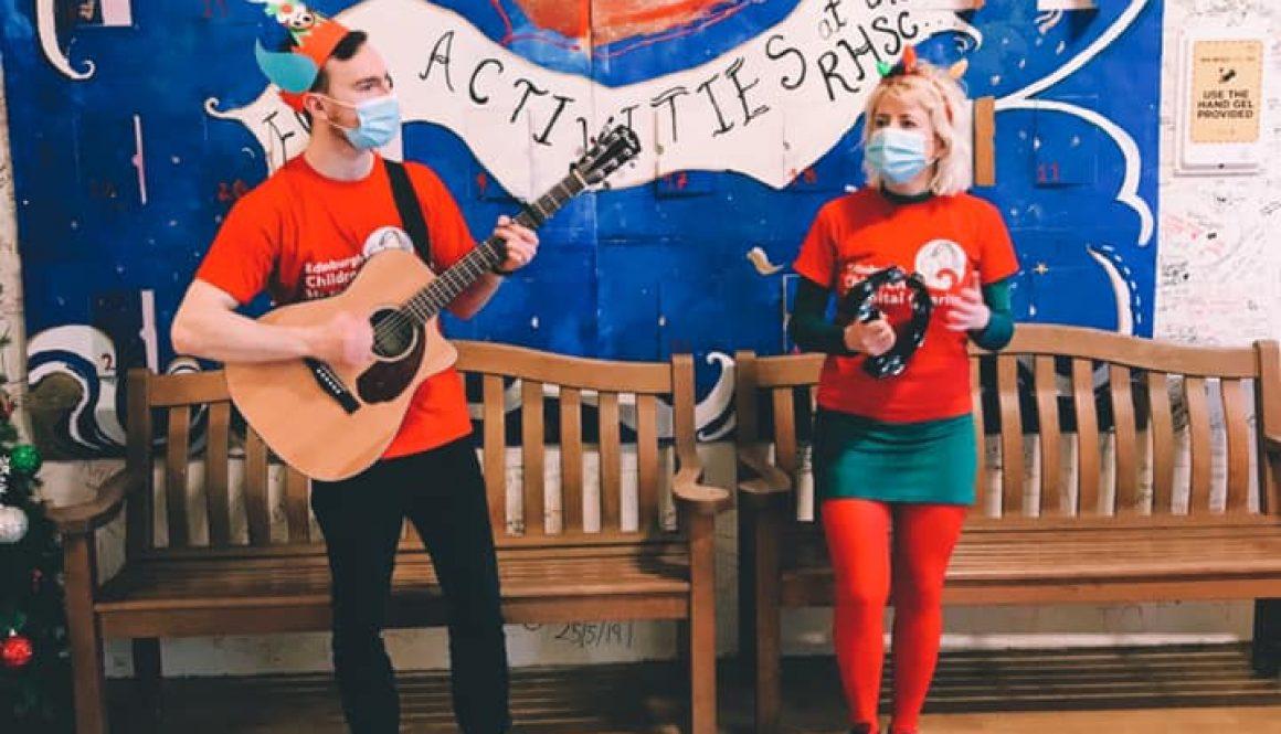 Photo Credit: Edinburgh Hospital Children's Charity