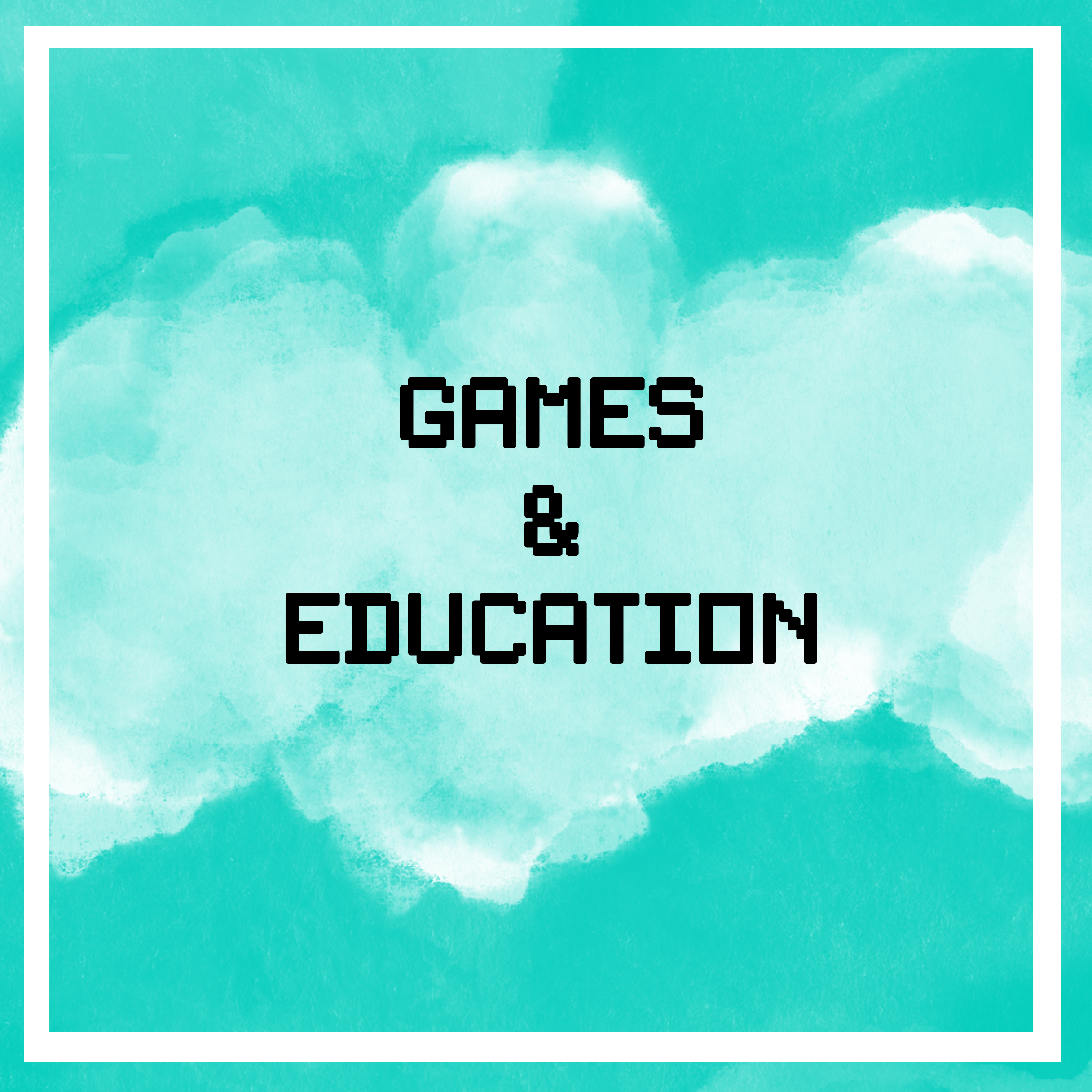 games and education