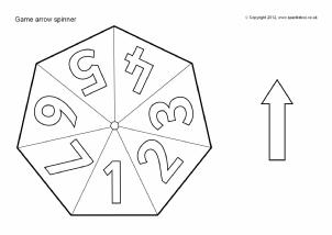 D6 spinner