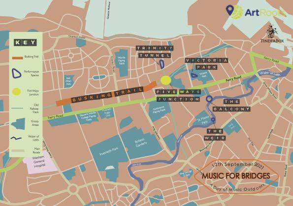 Music For Bridges Map Final