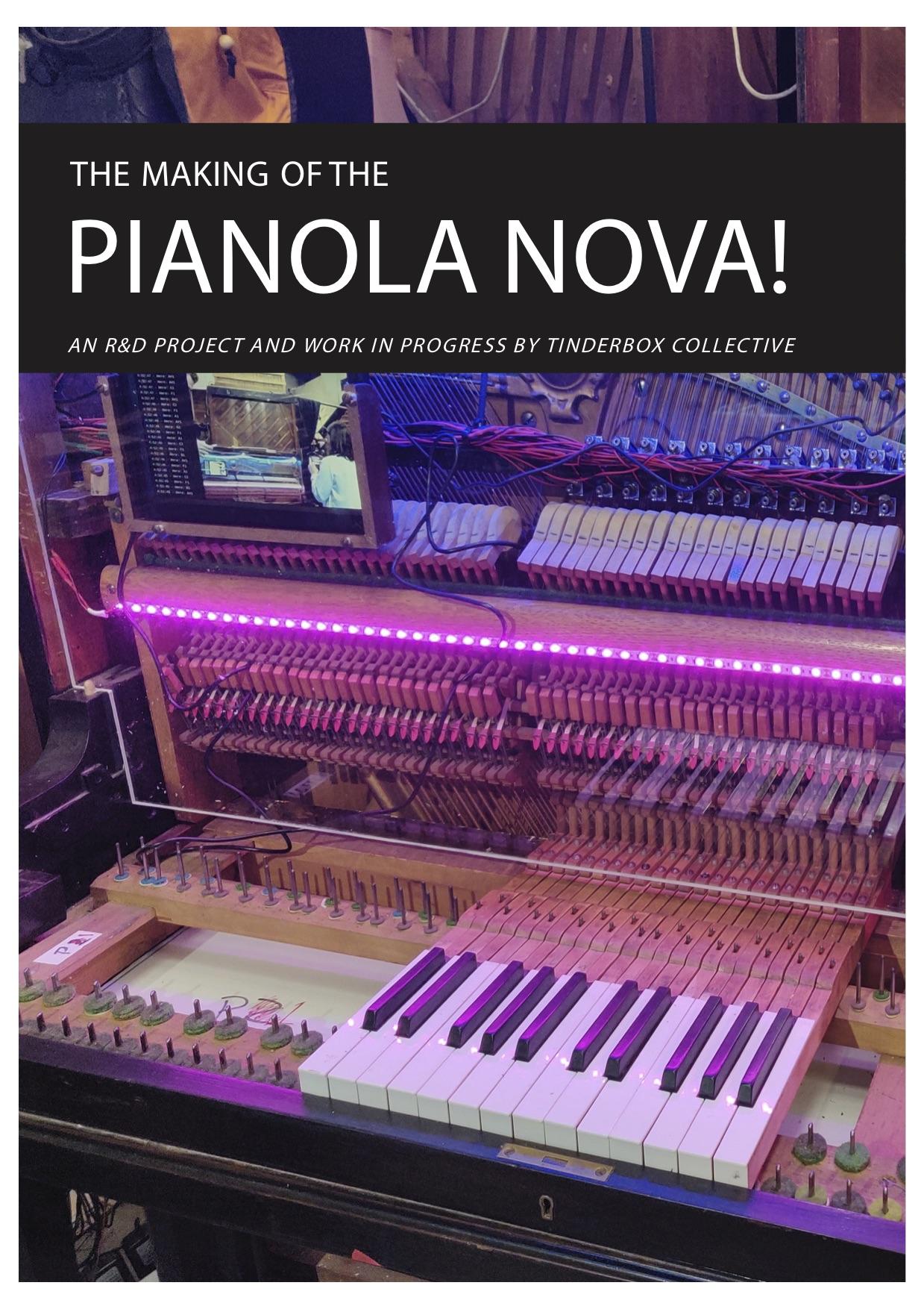 PianolaNova front page
